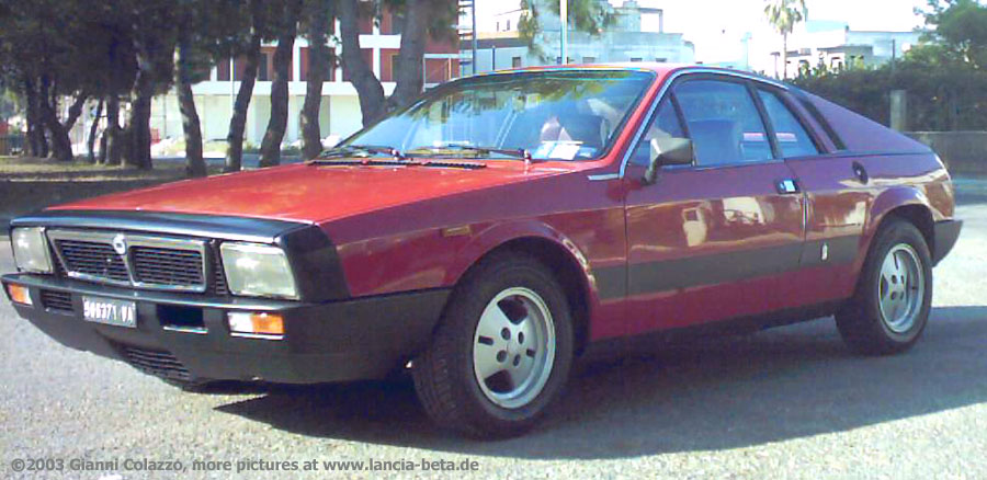 Lancia Beta Topic Officiel Les Italiennes